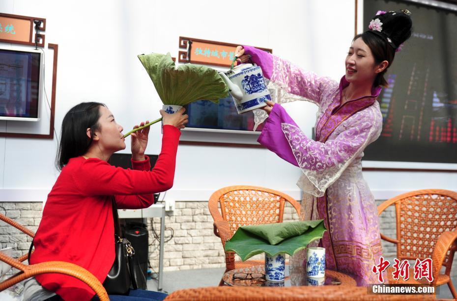 中国非遗博览会手工绝活