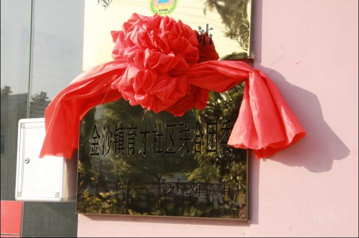 10月23日,通州区金沙镇