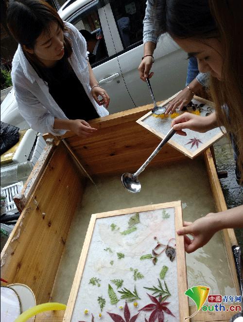 贵州大学:体验少数民族传统文化 做两地文化沟