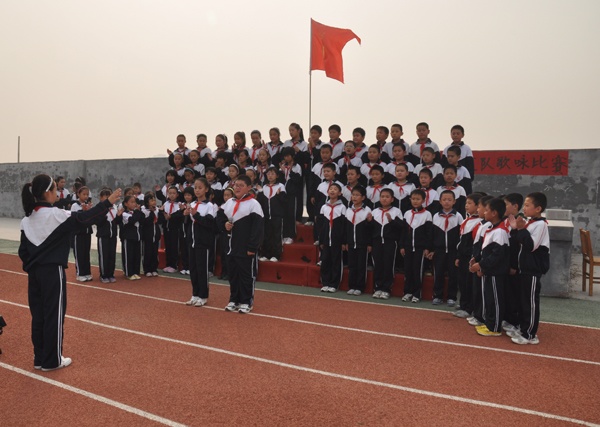 宁津县感受开展红领巾心向党-组织你的爱统小学免费课堂图片