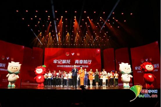 中国青年志愿服务发布