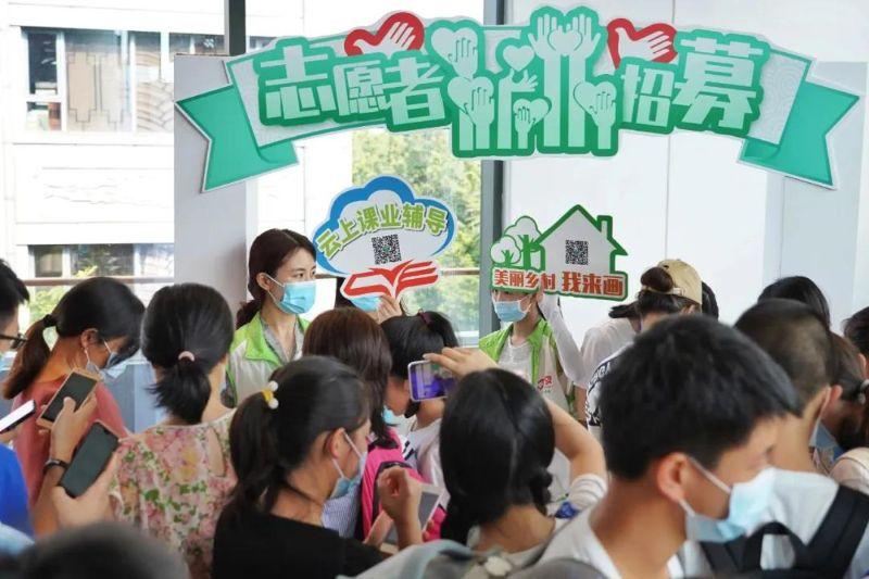 5个广州人1个是志愿者,志愿服务渐成市民日常