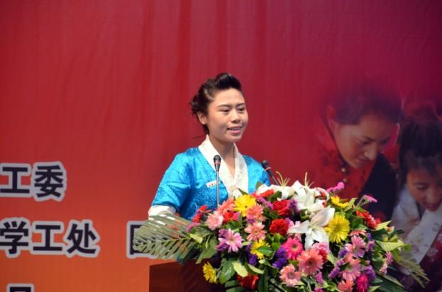 西藏藏医学院举办我的中国梦--奋斗的青春最美